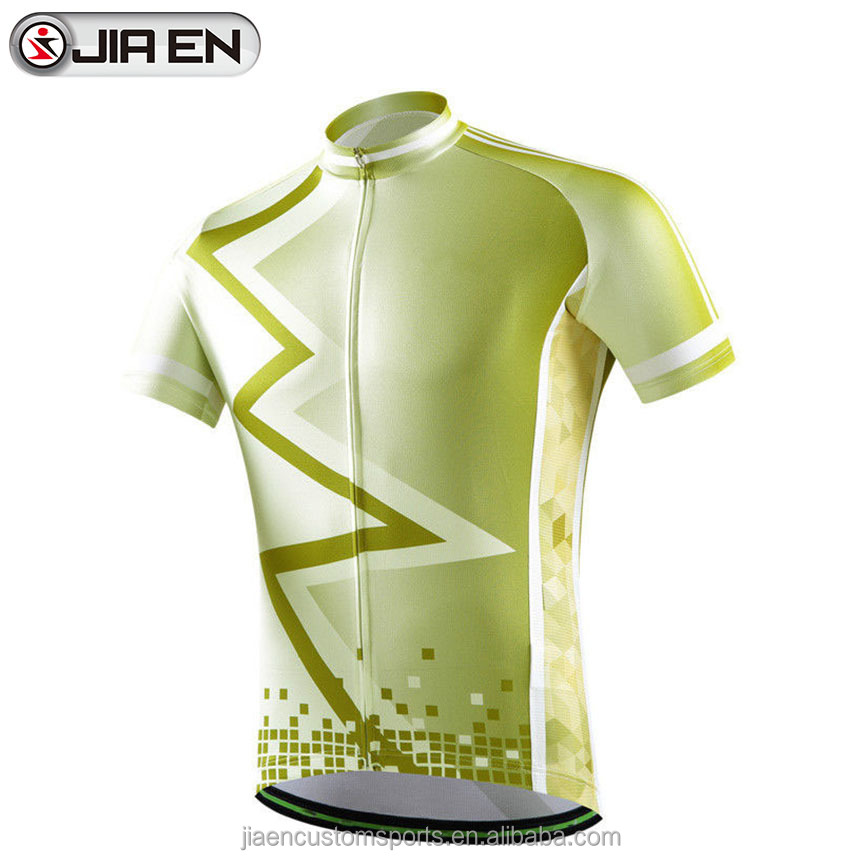 Wholesale cool blank cycling jerseys latest design funny cycling jersey for men