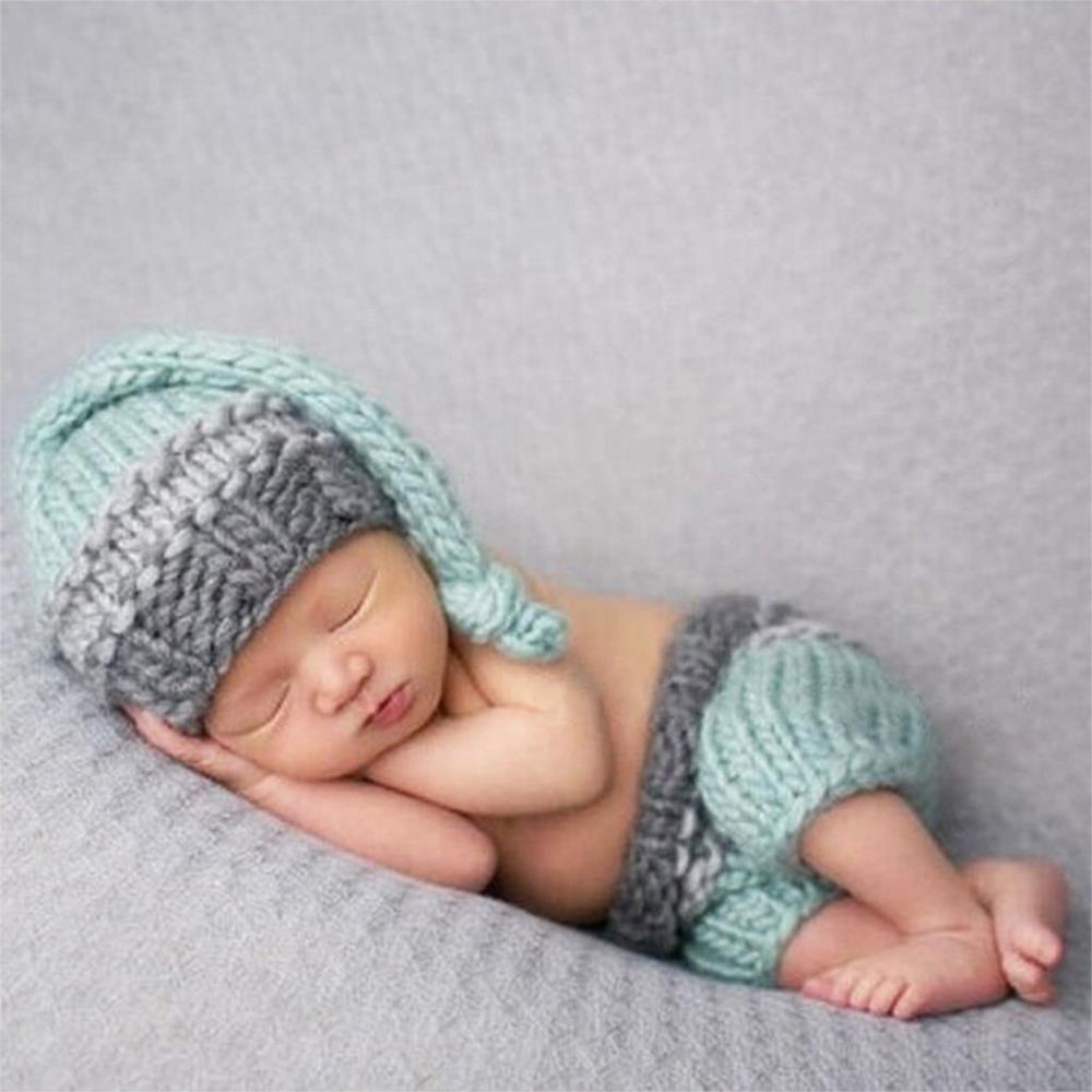 UNIKIDS muñecos recién nacido fotografía Props traje hecho a mano de ...