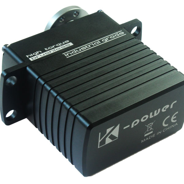 K-power HBL9150 158kg-cm Ultra Grande Coppia Heavy Digitale HV Brushless Servo Motor per RC ROBOT Manipolatore Attrezzature Industriali