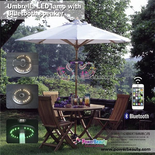 Pbg 2003s China 2016 Outdoor Umbrella Bluetooth Speaker