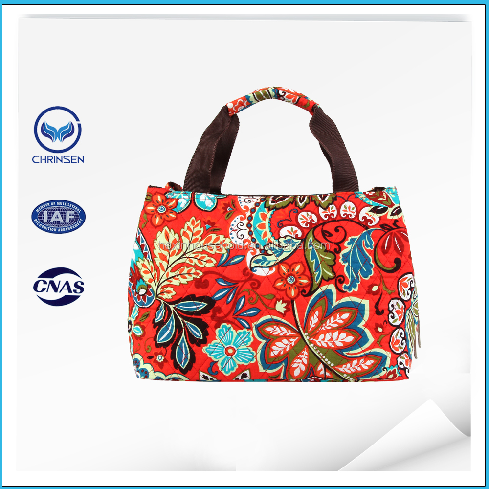 2016 New design Ladies Handbag Canvas bag Tote Bag