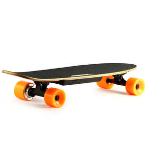 4 four wheels Light longboard wireless remote control off-road adult scooter skateboard electric skate board