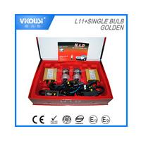 hid manufacturer motor xenon kit slim ballast L11 H1 bulb