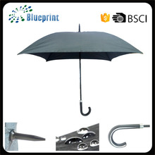 Special shaped straight umbrella curve handle straight umbrella