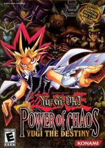 Yu-Gi-Oh! Power of Chaos: Yugi the Destiny - PC