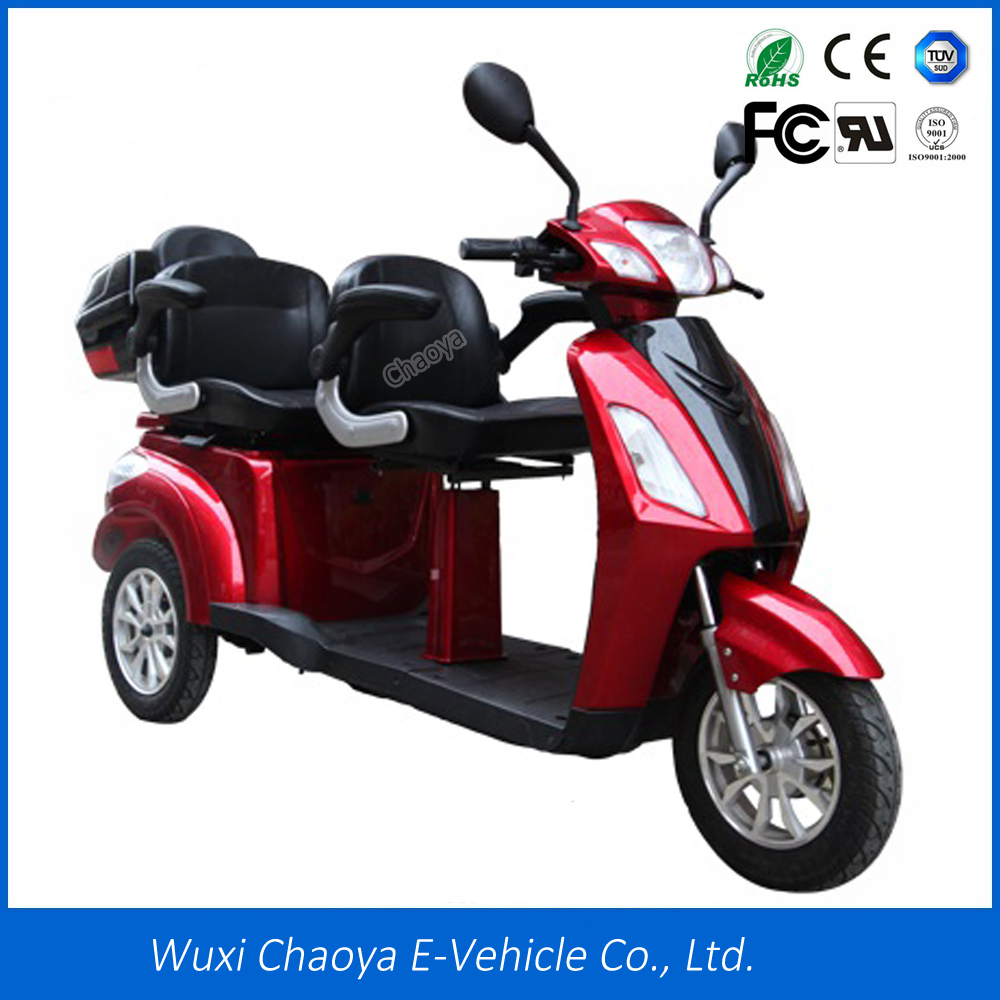 Factory Low Price 3 Wheel 2 Seat Electric Mobility Scooter For S With Eec In Dubai View Chaoya Product Details From Wuxi