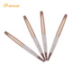 High quality thin crystal metal pen new fashion rose gold crystal metal pen for mother's day gift