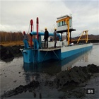 Keda dredger machine sand dredging In China