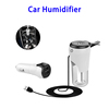 50ML Car Humidifier Air Purifier Diffuser with 2 USB Charger Port