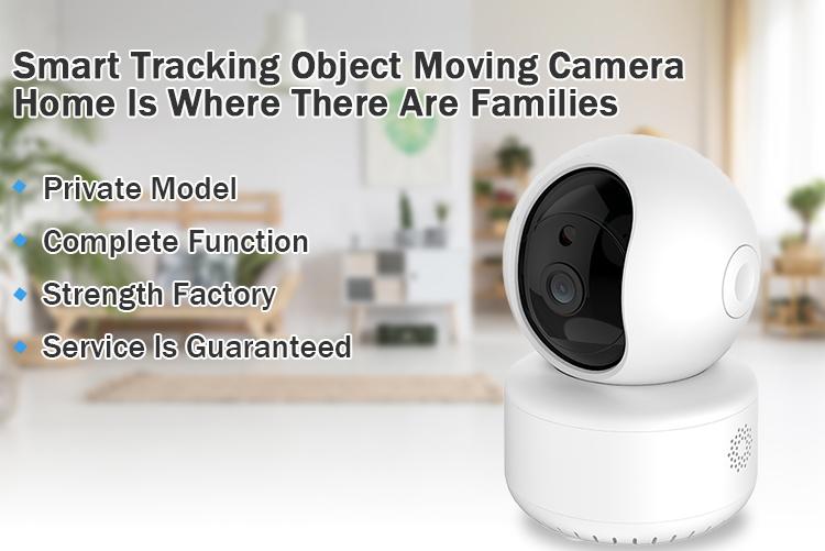 Thương hiệu Full HD Nhà ở Tầm nhìn ban đêm Phát hiện chuyển động không dây Wifi Audio Ip Camera thông minh