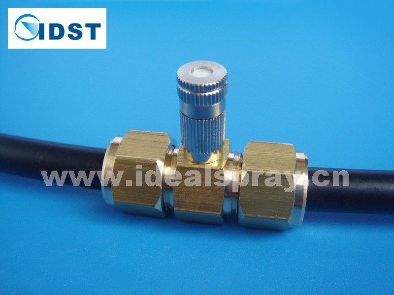 High Pressure Fog Misting System For Cooling And