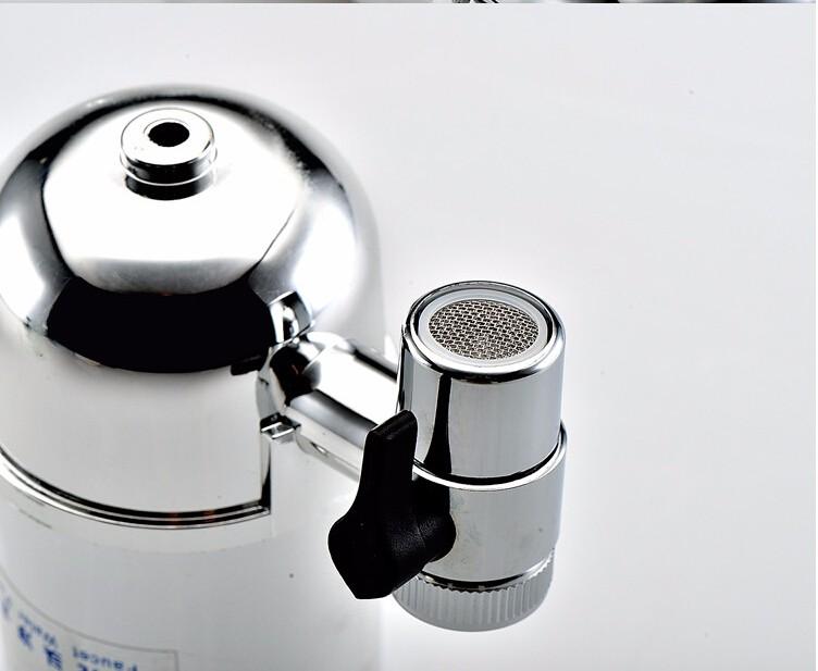 la maison utilis uf robinet d 39 eau filtre robinet purificateur d 39 eau pour l 39 eau potable saine. Black Bedroom Furniture Sets. Home Design Ideas