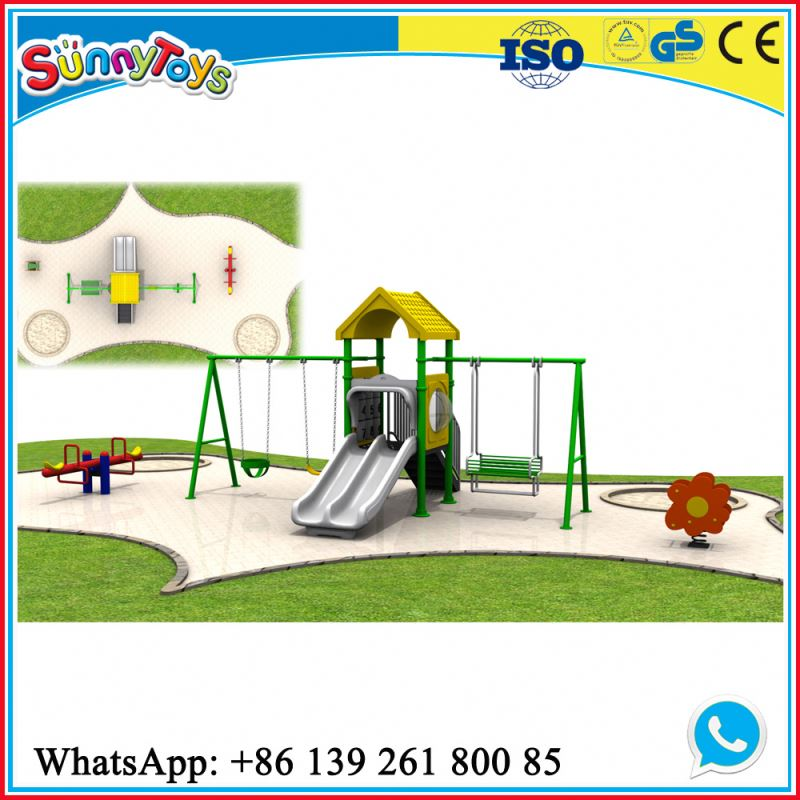 Inside playground for kids usa holidays gift outdoor plastic slide tube