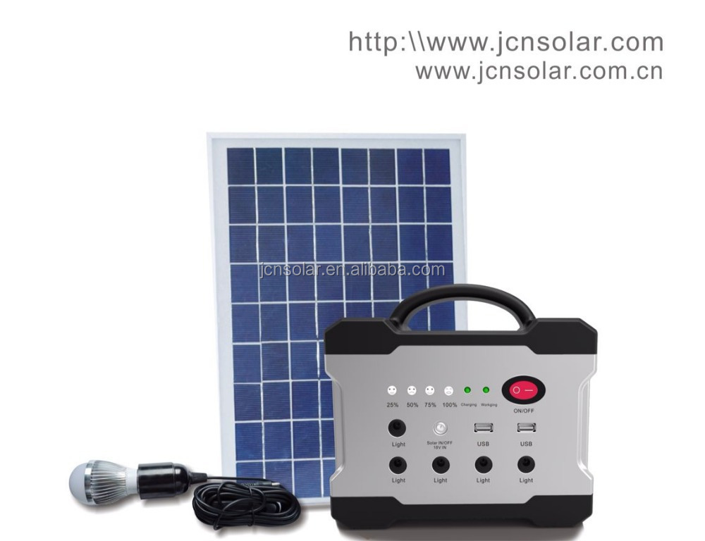 Solar Portable Generator Life Free Energy