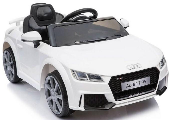 New Audi TT RS Licensed V Kids Ride On Car With RC View TT Ride - Audi 6v car