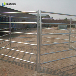 Selling cheap metal galvanized 32OD cattle panel round pen