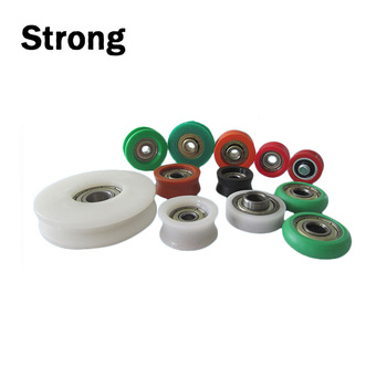 Nylon Pulleys Suppliers Plastic Bearing Roller Pulley - Buy Nylon Roller  Bearings,Nylon Ball Bearing Roller,Nylon Conveyor Rollers Product on
