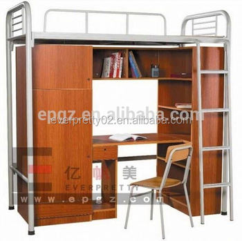 Metal Bed Bunk Bed Sets Cheap Designs School Dormitory