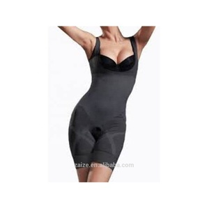 BAMBOO CHARCOAL MAGIC SLIM FULL BODY SHAPER WAIST CINCHER THIGH REDUCER SUIT