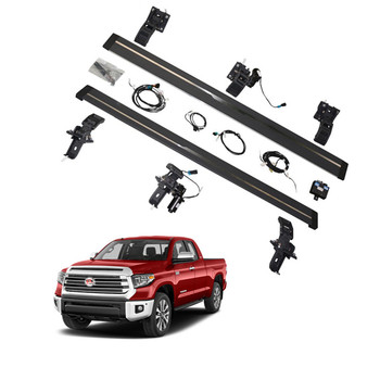 KSC AUTO 2018 new design power running boards electric truck steps for Chevrolet Silverado 1500 Crew Cab 2015-2018
