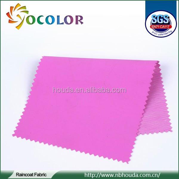 Tessuti impermeabili per indumenti