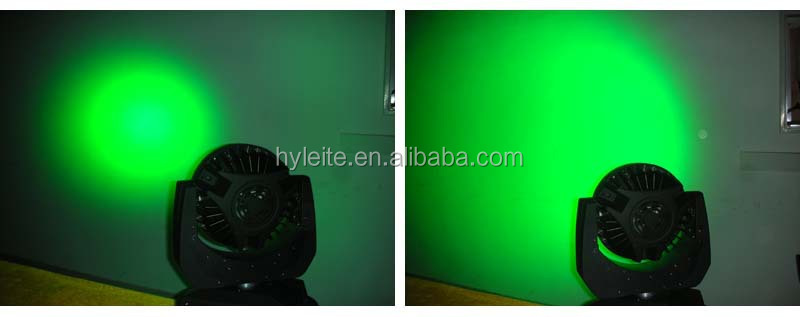 Hy-l01b Good Stage Effect 36x10w Rgbw 4in1 Led Zoom Moving Head ...