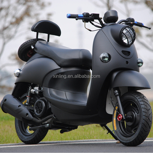 china new arrival 125cc vespa gasoline scooter for whole sale
