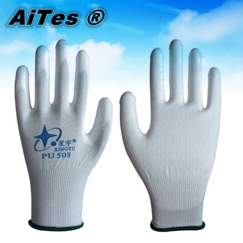 Рабочий защитное перчатки резка-10шт скольжению анти-истиранию безопасный перчатки ( машина для латекс перчатка ) 5 pairs/lot