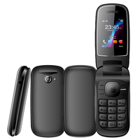1.77inch very cheap mobile phones in china multi color dual sim flip phone 1272 free sample mobile phone