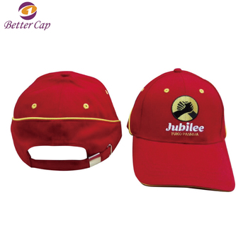 e5292ddc50b Custom embroidery cotton fabric design your own campaign logo election cap  and hat