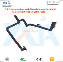 Original New For DJI Phantom 4 Flex New four end Gimbal Camera Flex Replacement Parts Gimbal Flat Ribbon Cable FPV Drone Part