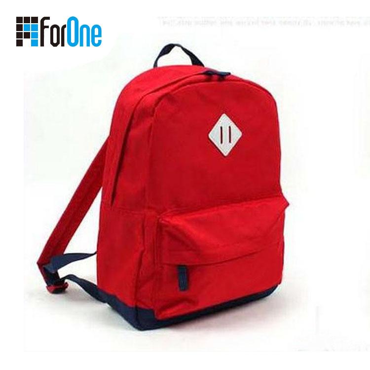 New Design School Bag Advertisement Backpack For Kids View School