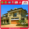 Luxury prefabricated villa luxury prefab house villa