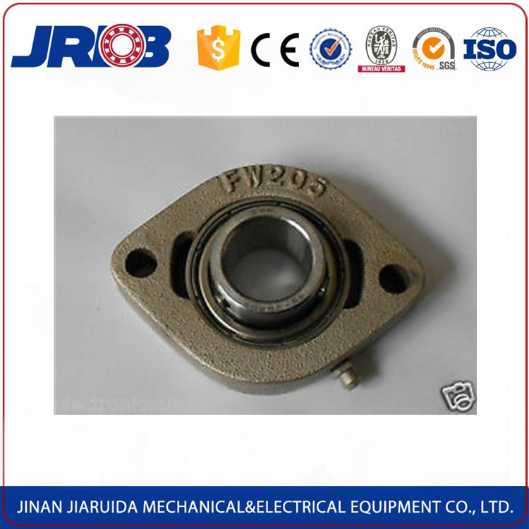 China high performance hot sale JRDB high quality pillow block bearing housings fw205
