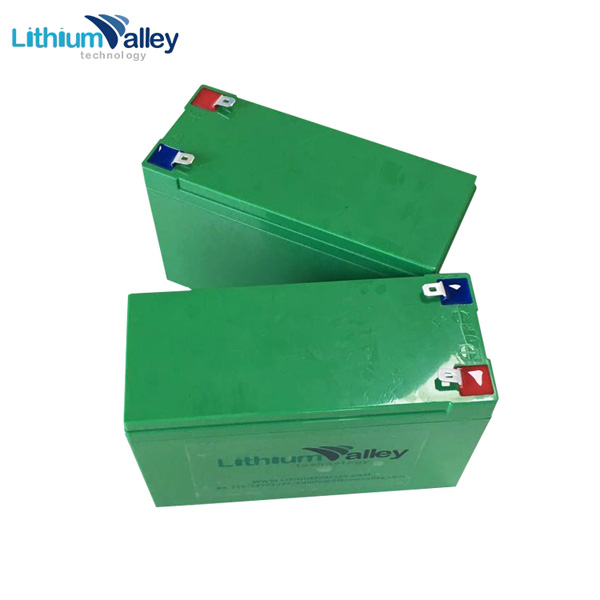 Small Battery Pack with Best Quality LiFePO4 Battery 12V 7Ah for Power Tools Use