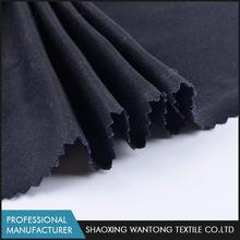 New trend classic design plain breathable cotton fabric weaving