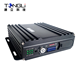 512G SD 3G 4G GPS WiFi G-sensor 4 channels Mobile DVR 3G gps mobile dvr