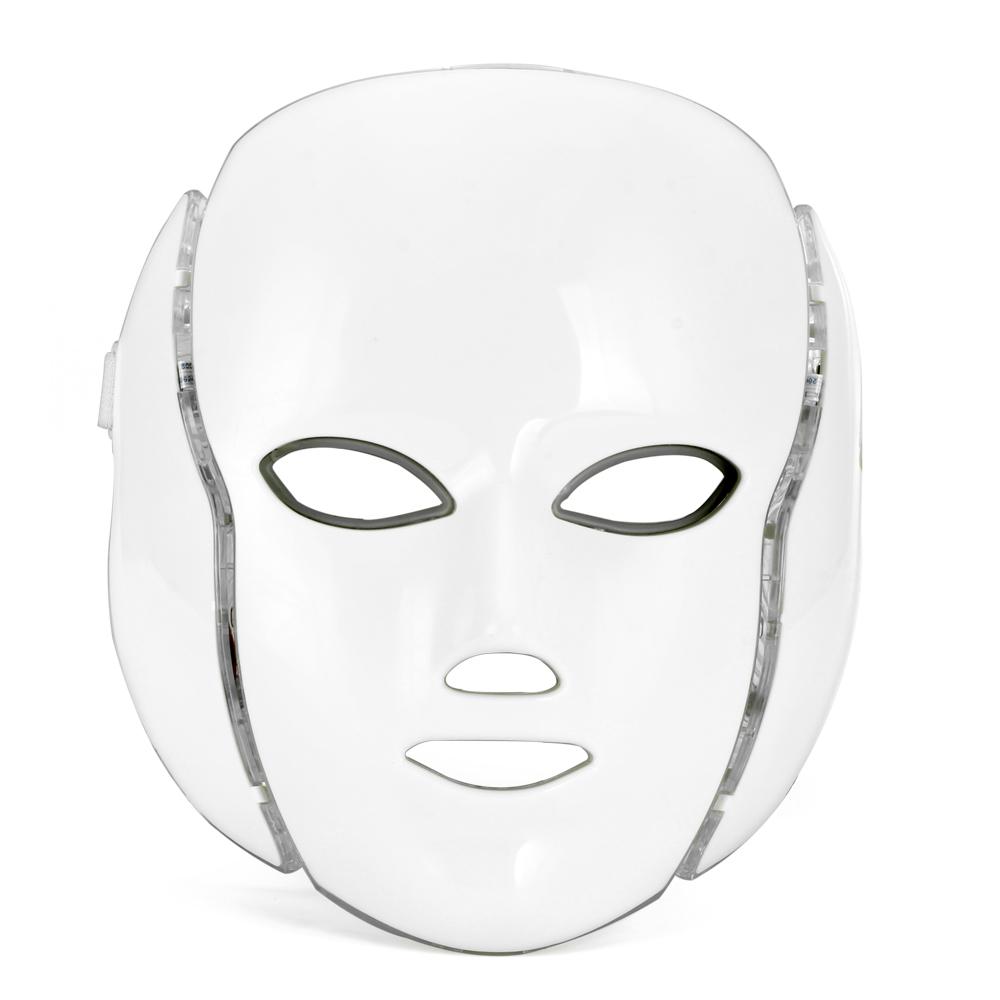 2020 latest 7 colour photon led skin rejuvenation led face mask Face Beauty Mask