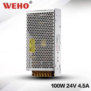 24v 4.2a single output 100w dc switch power supply 24v industrial power supply
