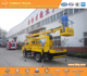 Dongfeng 4x2 High Altitude Operation Aerial Work Platform Truck