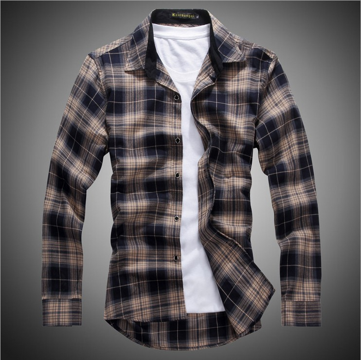 Men's Casual Button Down Shirts. We'd give you the shirt off our backs, if penguins wore shirts. But we do offer a variety of casual shirts for men so you can sport the coolest styles yourself, from pop-off-the-fabric prints like our short sleeve, button down, cabana shirt and short sleeve striped shirt to the more classic cut of our cloth, like the Long sleeve Gingham Heritage Fit Shirt.