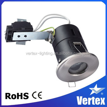 Dimmable Fire Rated Led Downlight Ip65 Gu10 Downlight