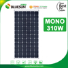 Best selling mono pv solar panel 310w 310va with CE TUV certificate