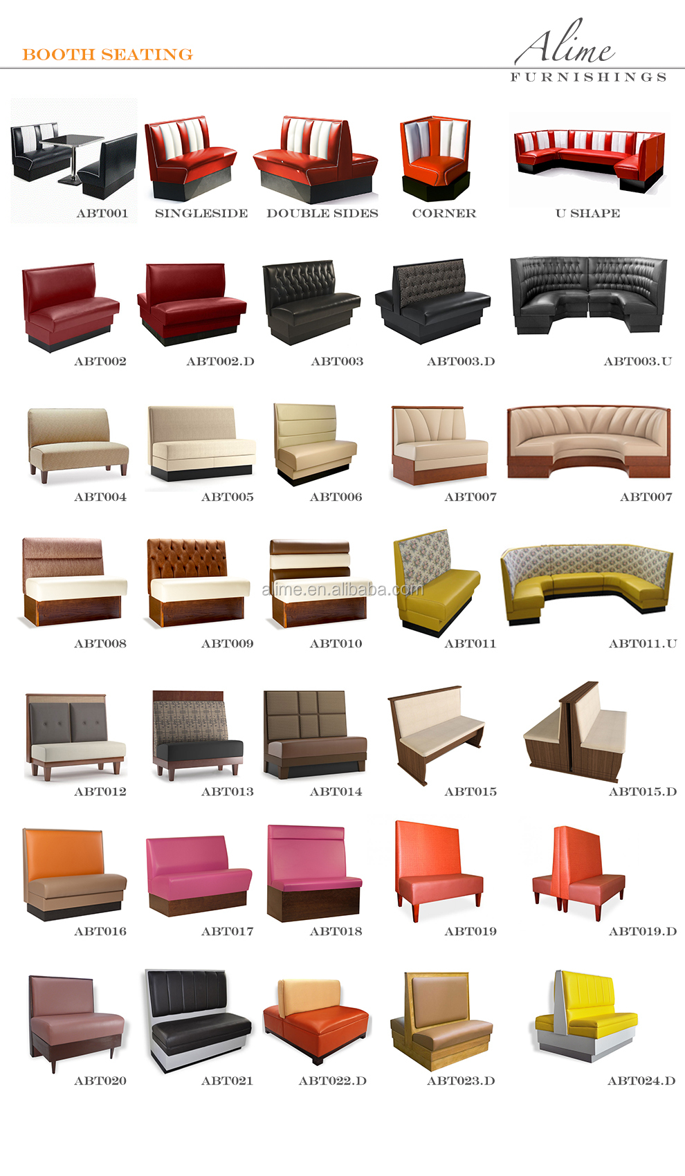 Alime Dinner Booth Seats Bench Seating Restaurant Tables And Chairs Buy Dinner Booth Seats Bench Seating Restaurant Tables And Chairs Product On Alibaba Com