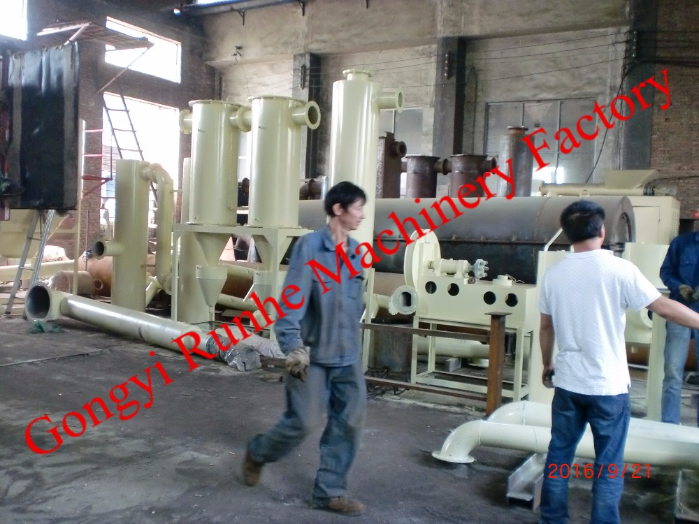 Hot !!! low price HSM 20~300KG Waste Incinerator, Low price Household waste Incinerator