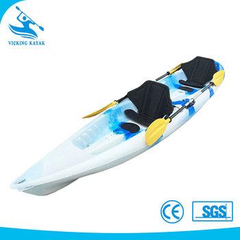 Double Seats Sit On Top Fishing Kayak Buy Tandem Kayak Plastic Kayak Two Person Fishing Kayaks Product On Alibaba Com