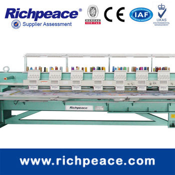 Richpeace Computerized Embroidery Machine Hot Sale Standard Series 920