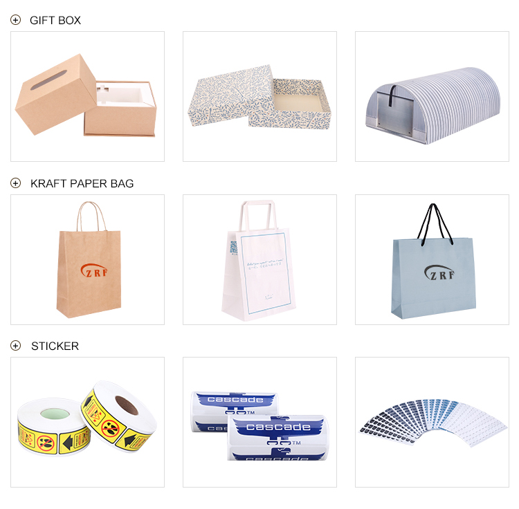 Various Sizes Custom Pattern Creative Cardboard Game Packaging Box