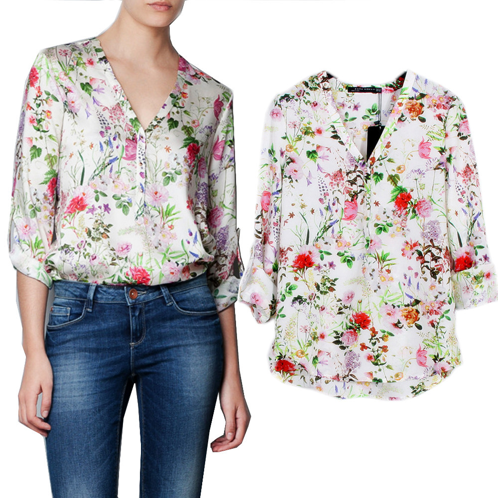 Shop for pink floral shirt online at Target. Free shipping on purchases over $35 and save 5% every day with your Target REDcard.