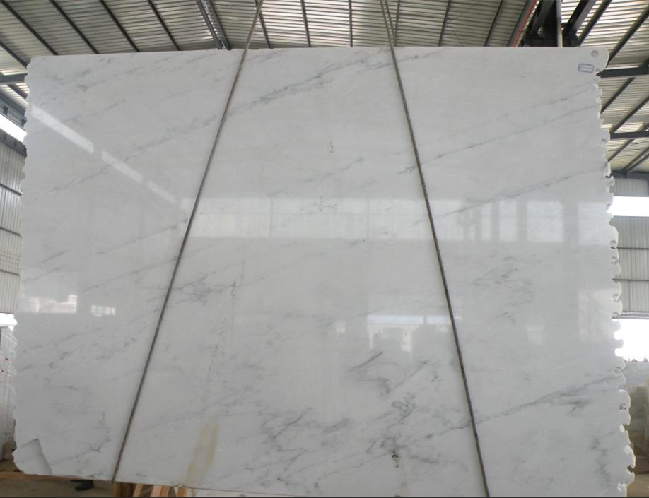2016 KB STONE Carrara white marble block price